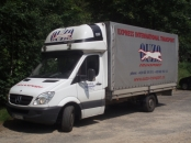 MERCEDES SPRINTER - plachta 3L4 6447
